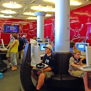 Интернет-кафе Батыревы