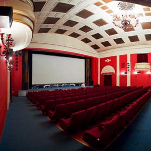 Кинотеатры Батыревы