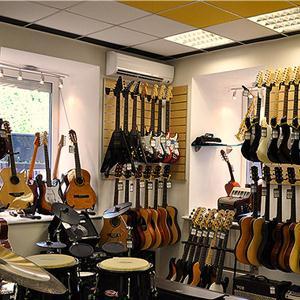 Музыкальные магазины Батыревы