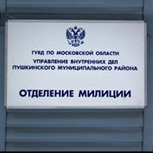 Отделения полиции Батыревы