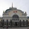 Железнодорожные вокзалы в Батыреве