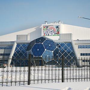 Спортивные комплексы Батыревы