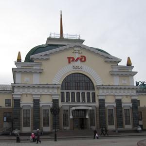 Железнодорожные вокзалы Батыревы
